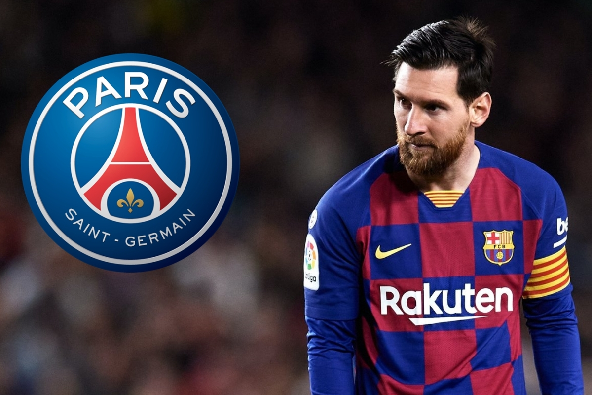 Fc Barcelone ntiyishimiye imyitwarire ya PSG kuri Lionel ...